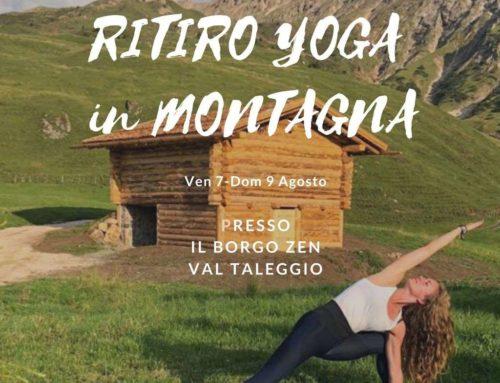Dall'Uno al Tre – Ritiro di yoga dal 7 al 9 agosto 2020
